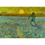Puzzle  PuzzelMan-087 Van Gogh Vincent : Le Semeur