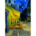 Puzzle  PuzzelMan-088 Van Gogh Vincent : Café de Nuit