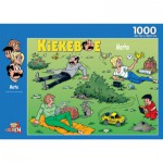 Puzzle  PuzzelMan-144 Fanny et Cie : Dans le jardin