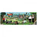 Puzzle  PuzzelMan-184 Bob et Bobette : L'ïle d'Amoras