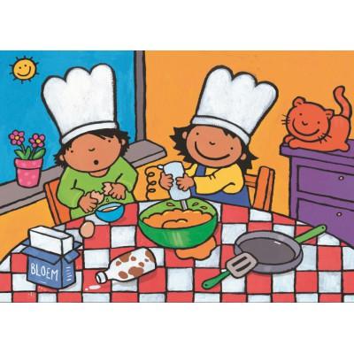 Puzzle PuzzelMan-248 Noa : Dans la cuisine