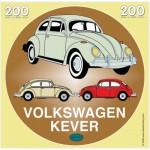 Puzzle  PuzzelMan-260 Volkswagen : La Coccinelle