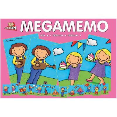 Puzzle PuzzelMan-356 Noa : Jeux de Mémo
