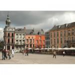 Puzzle  PuzzelMan-414 Belgique : Mons