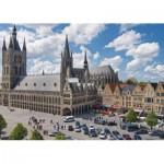 Puzzle  PuzzelMan-586 Belgique : Ypres