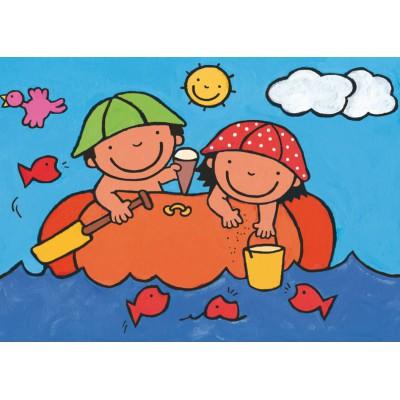 Puzzle PuzzelMan-599 Noa : Sur l'eau
