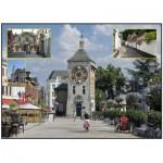 Puzzle  PuzzelMan-646 Belgique : Lierre