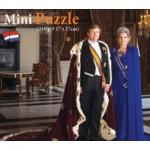Puzzle  PuzzelMan-658 Couple Royal Willem-Alexander et Maxima des Pays-Bas