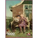 Puzzle  PuzzelMan-709 Marius van Dokkum : Le véritable amour