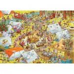 Puzzle  PuzzelMan-792 Les Scouts