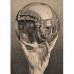 Puzzle  PuzzelMan-818 MC Escher - Globe in Hand