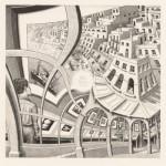 Puzzle  PuzzelMan-822 MC Escher : Galerie