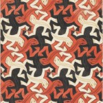 Puzzle  Puzzelman-843 MC Escher - Hagedis