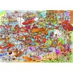 Puzzle  PuzzelMan-862 Scouts & Squirrels