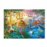 Puzzle  PuzzelMan-867 Ciro Marchetti - Shangri La