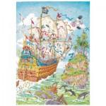 Puzzle  Puzzelman-876 Funny Pirats
