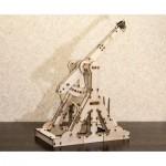 Eco-Wood-Art-01 Puzzle 3D en Bois - Trébuchet