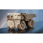 Eco-Wood-Art-25 Puzzle 3D en Bois - Belaz Mini