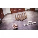 Eco-Wood-Art-27 Puzzle 3D en Bois - Mini Bowling