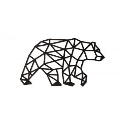 Eco-Wood-Art-74 Puzzle en Bois - Bear