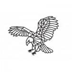 Eco-Wood-Art-84 Puzzle en Bois - Eagle