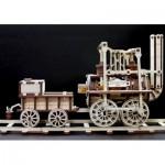 Puzzle 3D en Bois - Locomotion