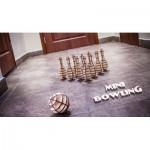 Puzzle 3D en Bois - Mini Bowling