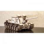 Puzzle 3D en Bois - Tank ISU152