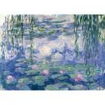 Puzzle  Puzzle-Michele-Wilson-A104-250 Monet : Nymphéas et saules