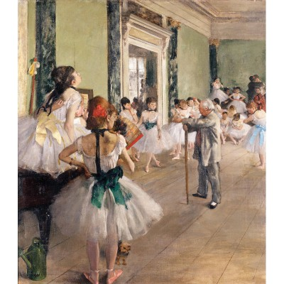 Puzzle Puzzle-Michele-Wilson-A112-250 Degas : La classe de danse