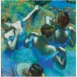 Puzzle-Michele-Wilson-A181-350 Puzzle en Bois - Degas Edgar : Danseuses Bleues