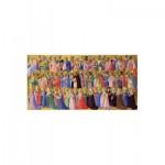 Puzzle-Michele-Wilson-A183-500 Puzzle en Bois - Prédelle du Retable : Fra Angelico