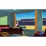 Puzzle-Michele-Wilson-A185-500 Puzzle en Bois - Edward Hopper : Le Motel