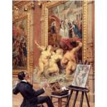 Puzzle-Michele-Wilson-A187-500 Puzzle en Bois - Louis Béroud : L'inondation