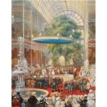 Puzzle-Michele-Wilson-A191-750 Puzzle en Bois - Eugène Lami : Ouverture de l'Exposition