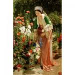 Puzzle  Puzzle-Michele-Wilson-A204-80 Lewis : Dans le jardin