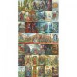 Puzzle  Puzzle-Michele-Wilson-A211-5000 Florence Magnin : Tarots d'Ambre