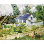 Puzzle  Puzzle-Michele-Wilson-A218-500 Van Gogh Vincent : Maison à Auvers
