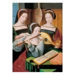 Puzzle  Puzzle-Michele-Wilson-A234-150 La Chanson de Claudin de Sermisy