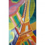 Puzzle  Puzzle-Michele-Wilson-A276-150 Delaunay : Tour Eiffel
