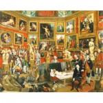 Puzzle  Puzzle-Michele-Wilson-A298-500 Zoffany : La Tribune des Offices