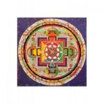 Puzzle  Puzzle-Michele-Wilson-A309-250 Art Tibétain : Mandala de Chakra
