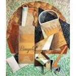 Puzzle  Puzzle-Michele-Wilson-A324-150 Gris Juan : La bouteille de Banyuls
