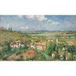 Puzzle-Michele-Wilson-A470-1200 Puzzle en Bois - Camille Pissarro - L'Hermitage en été
