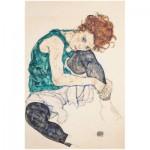 Puzzle  Puzzle-Michele-Wilson-A474-80 Egon Schiele - Femme Assise, 1917