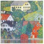 Puzzle  Puzzle-Michele-Wilson-A478-250 Gustav Klimt - Les Maisons sur le Lac