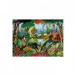Puzzle-Michele-Wilson-A491-650 Puzzle en Bois - Alain Thomas: Jungle