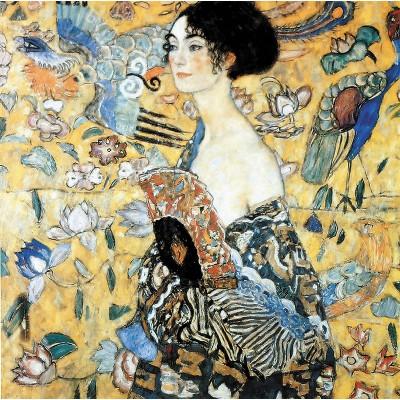 Puzzle Puzzle-Michele-Wilson-A515-80 Klimt : La Dame à l'éventail
