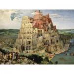 Puzzle  Puzzle-Michele-Wilson-A516-1000 Brueghel : La Tour de Babel