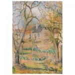 Puzzle-Michele-Wilson-A537-650 Puzzle en Bois - Pissarro Camille - Le Potager